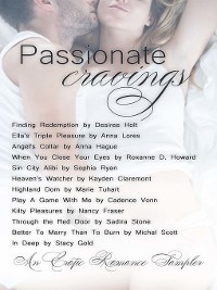 Cover Passionate Cravings