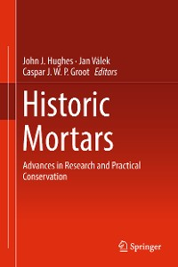 Cover Historic Mortars