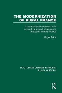 Cover Modernization of Rural France