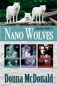 Cover Nano Wolves: Collection 1, Books 1-3