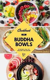 Cover Cookbook For Buddha Bowls