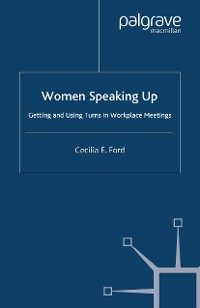Cover Women Speaking Up