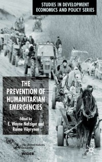 Cover Prevention of Humanitarian Emergencies
