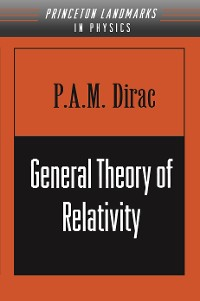 Cover General Theory of Relativity