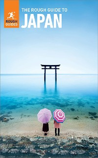 Cover Rough Guide to Japan (Travel Guide eBook)