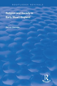 Cover Religion and Society in Early Stuart England