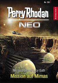 Cover Perry Rhodan Neo 201: Mission auf Mimas