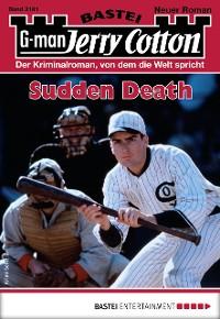 Cover Jerry Cotton 3181 - Krimi-Serie
