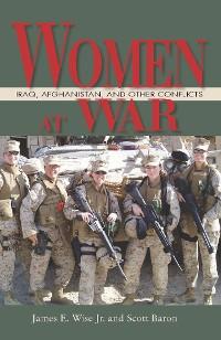 Cover Women at War