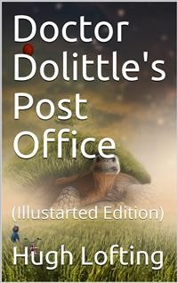 Cover Doctor Dolittle's Post Office