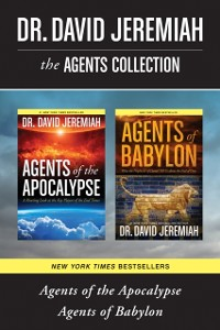Cover Agents Collection: Agents of the Apocalypse / Agents of Babylon