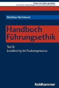 Cover Handbuch Führungsethik