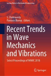 Cover Recent Trends in Wave Mechanics and Vibrations