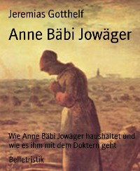 Cover Anne Bäbi Jowäger