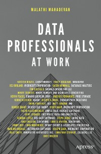 Cover Data Professionals at Work