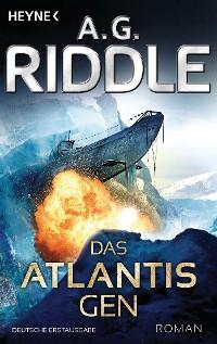 Cover Das Atlantis-Gen