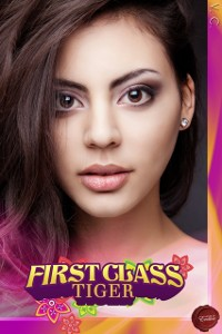 Cover First Class Tiger