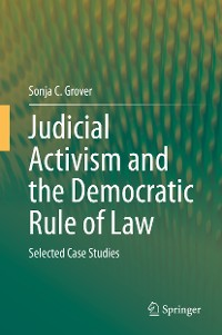 Cover Judicial Activism and the Democratic Rule of Law