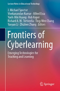 Cover Frontiers of Cyberlearning