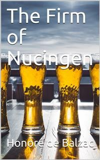 Cover The Firm of Nucingen