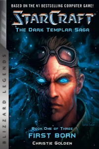 Cover StarCraft: The Dark Templar Saga