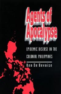 Cover Agents of Apocalypse