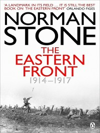 Cover The Eastern Front 1914-1917