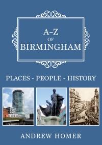 Cover A-Z of Birmingham