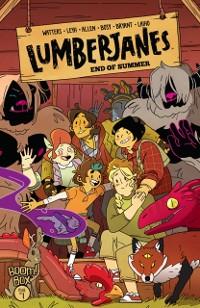 Cover Lumberjanes: End of Summer #1