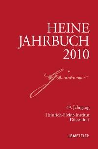 Cover Heine-Jahrbuch 2010