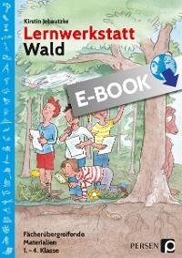 Cover Lernwerkstatt Wald