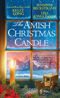 Cover The Amish Christmas Candle