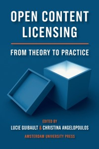 Cover Open Content Licensing