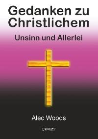 Cover Gedanken zu Christlichem