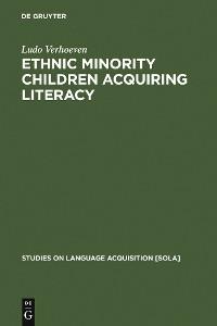 Cover Ethnic Minority Children Acquiring Literacy