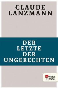 Cover Der Letzte der Ungerechten