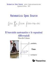 Cover Il barcaiolo matematico e le equazioni differenziali
