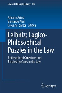 Cover Leibniz: Logico-Philosophical Puzzles in the Law