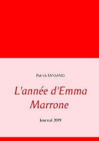 Cover L'année d'Emma Marrone