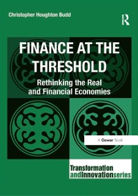 Cover Finance at the Threshold