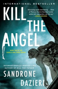Cover Kill the Angel