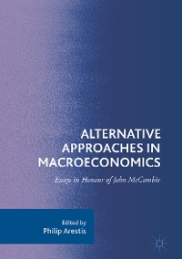 Cover Alternative Approaches in Macroeconomics