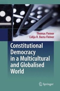 Cover Constitutional Democracy in a Multicultural and Globalised World