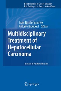 Cover Multidisciplinary Treatment of Hepatocellular Carcinoma
