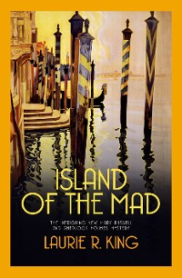 Cover Island of the Mad