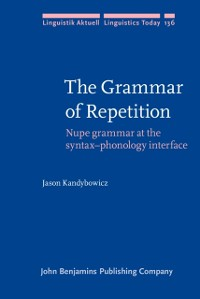 Cover Grammar of Repetition