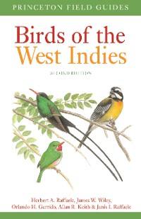 Cover Birds of the West Indies Second Edition