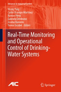 Cover Real-time Monitoring and Operational Control of Drinking-Water Systems