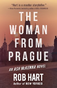 Cover The Woman From Prague