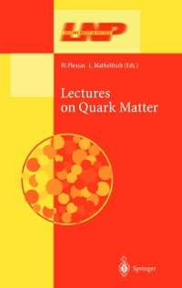 Cover Lectures on Quark Matter